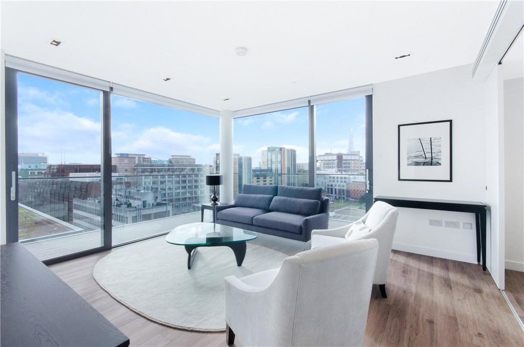 3 Bedrooms Penthouse Flat for sale in Cashmere House, Leman Street, Aldgate, London, E1