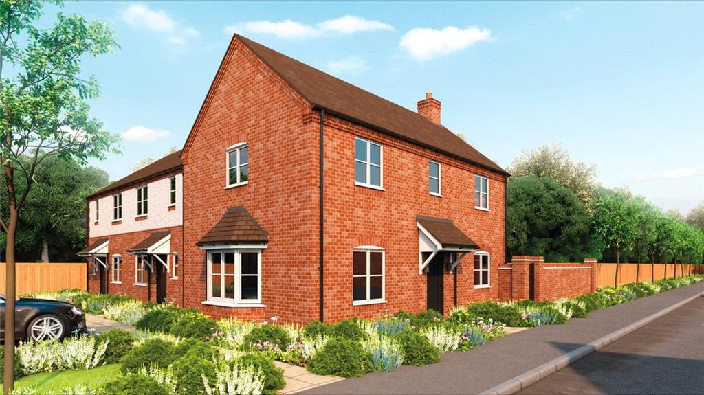 3 Bedrooms Detached House for sale in Main Street, Tiddington, Stratford-Upon-Avon, CV37