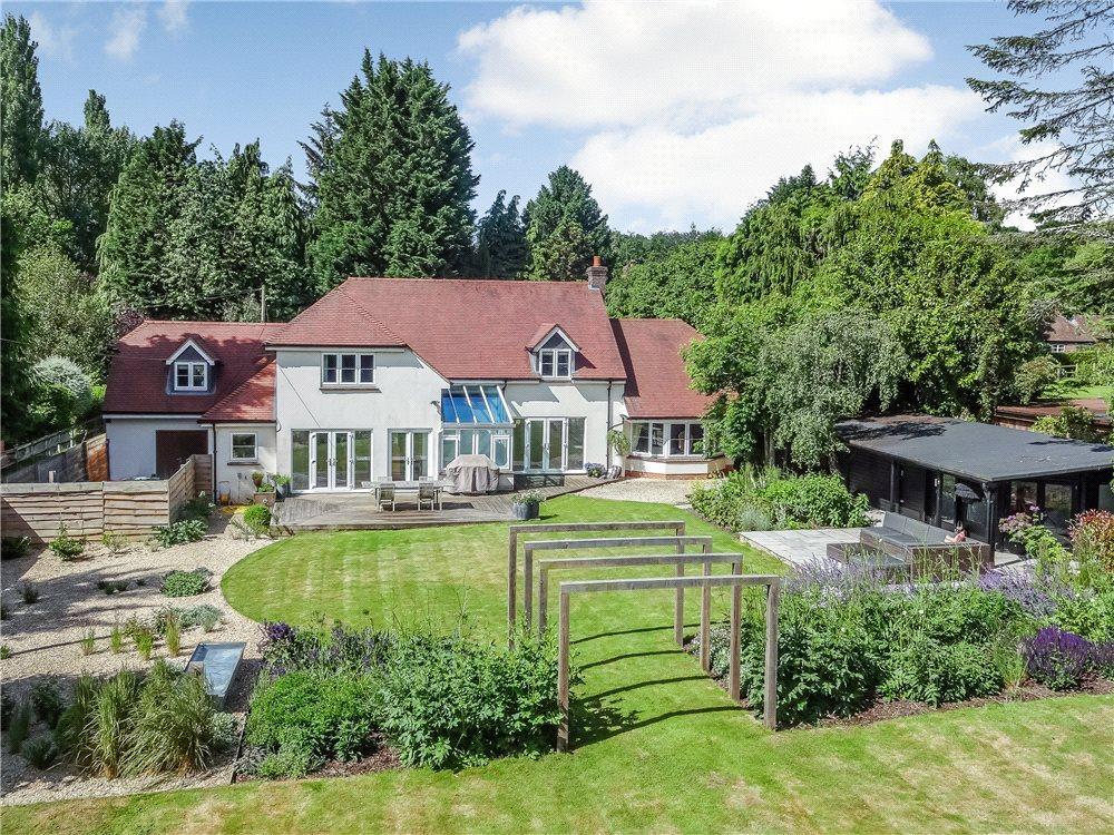 5 Bedrooms Detached House for sale in Kingwood Common, Kingwood, Henley-on-Thames, RG9