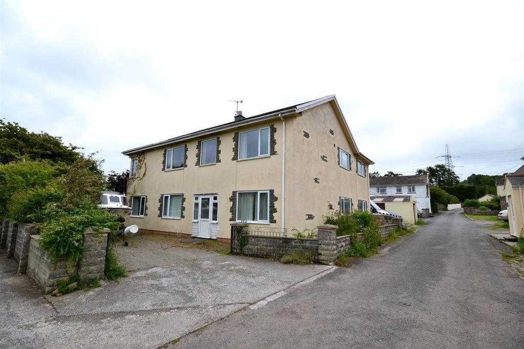4 Bedrooms Detached House for sale in Bentlass, Hundleton, Pembroke