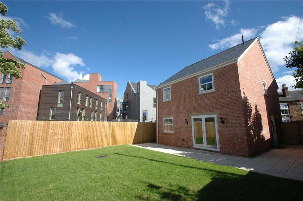 3 Bedrooms Detached House for sale in Belgrave Street, Chester