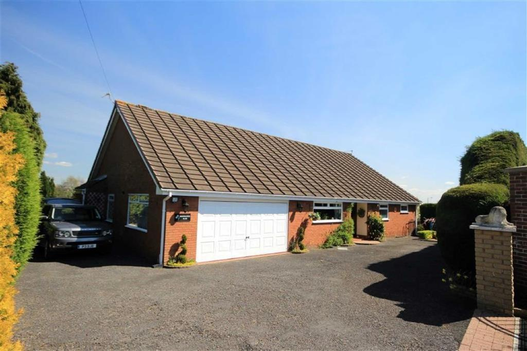 4 Bedrooms Detached Bungalow for sale in St Helens Road, Rainford, St Helens, WA11