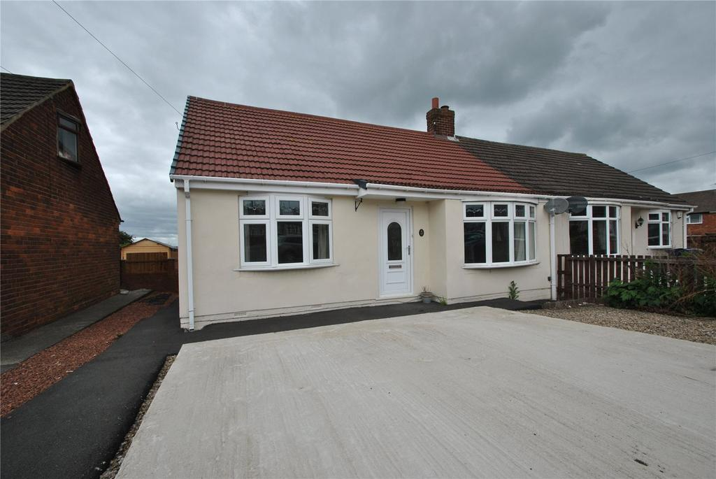 2 Bedrooms Bungalow for sale in Melrose Gardens, Newbottle, Houghton le Spring, DH4
