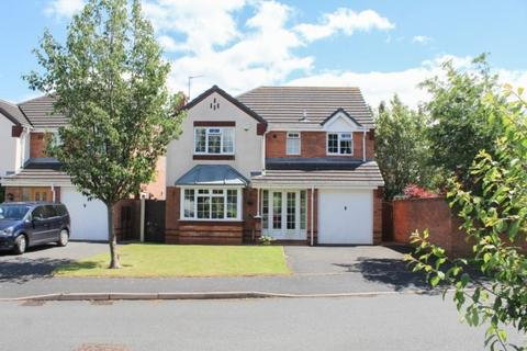 4 bedroom detached house for sale - 28 Deer Park Drive, Newport, Shropshire, TF10 7HB