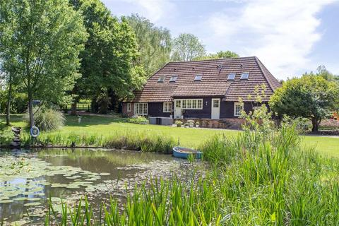 3 bedroom detached house to rent - Ecchinswell Road, Kingsclere, Newbury, Hampshire, RG20