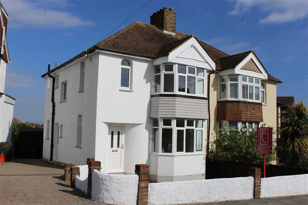 3 Bedrooms Semi Detached House for sale in Northease Gardens, Hove, East Sussex