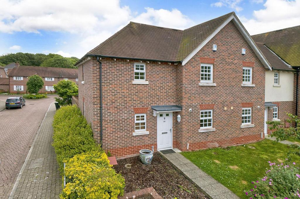 2 Bedrooms End Of Terrace House for sale in Discovery Drive, Kings Hill