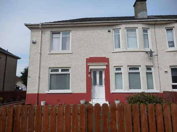 2 Bedrooms Flat for sale in 60 Thornley Avenue, Glasgow, G13 3BY