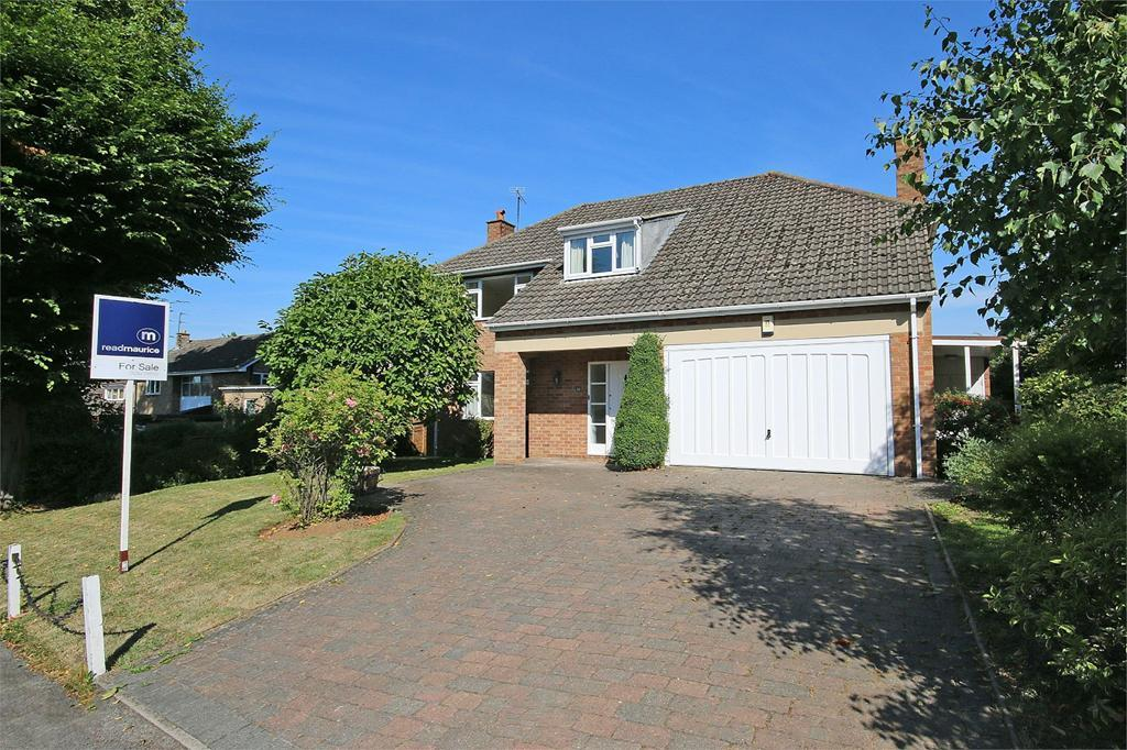 4 Bedrooms Detached House for sale in Hatherley Road, Cheltenham
