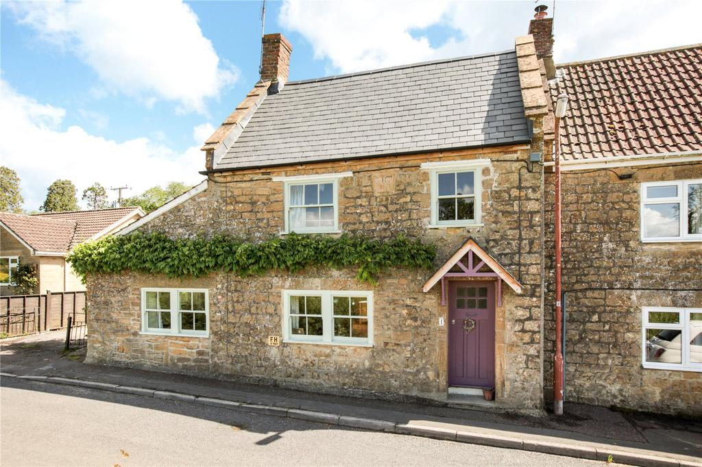 3 Bedrooms End Of Terrace House for sale in Yeabridge, South Petherton, Somerset