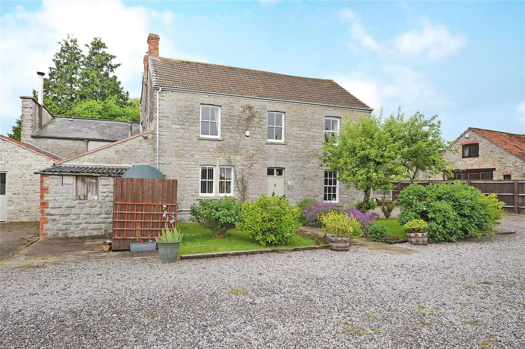 7 Bedrooms Land Commercial for sale in Ditcheat, Shepton Mallet, Somerset