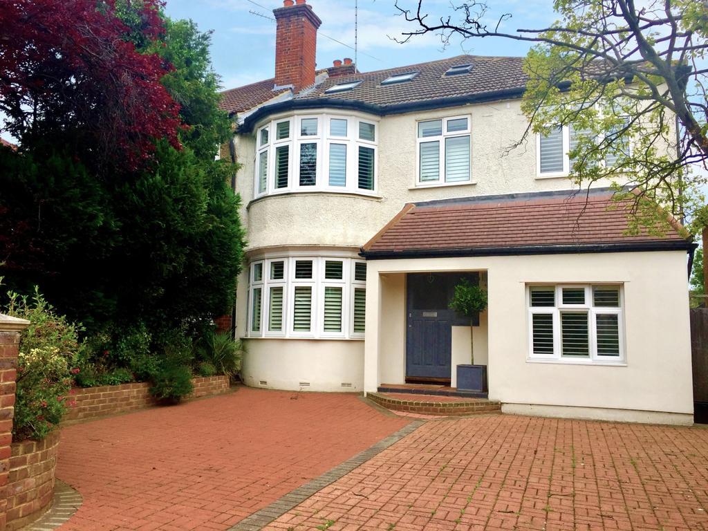 5 Bedrooms Semi Detached House for sale in Murray Avenue Bromley BR1