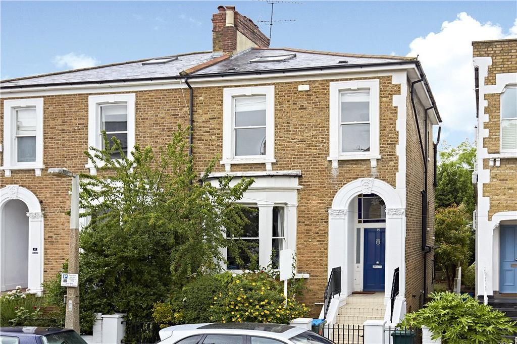 4 Bedrooms Semi Detached House for sale in Jocelyn Road, Richmond, TW9
