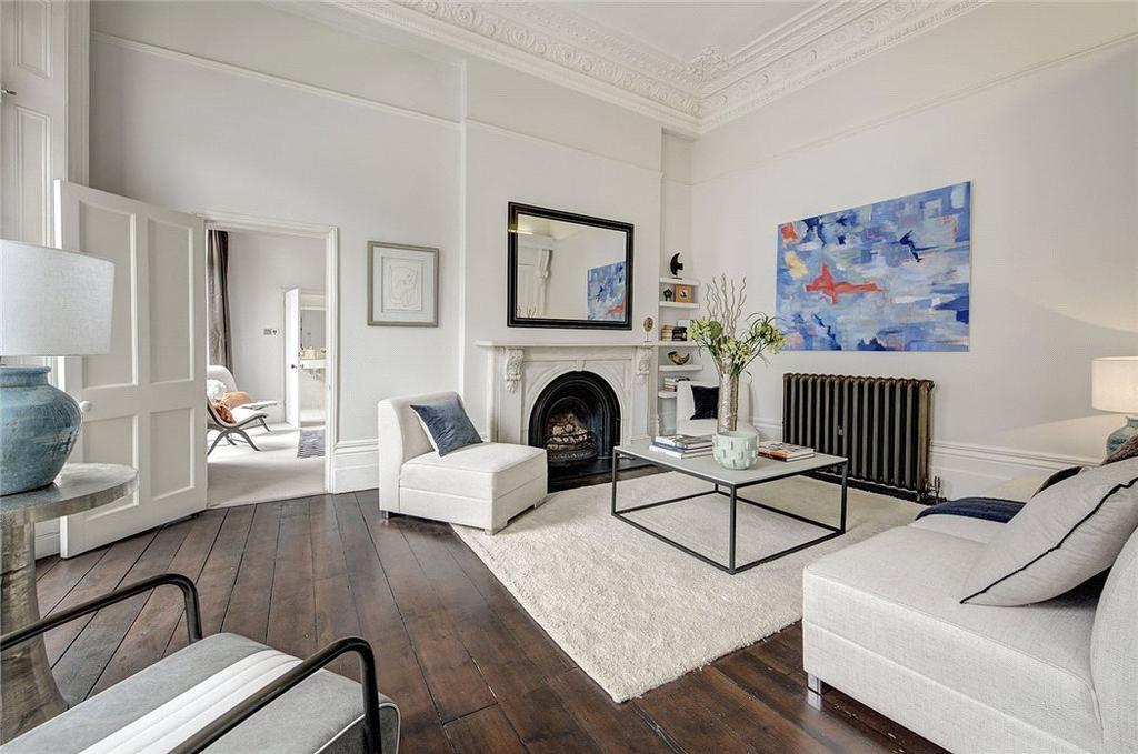 2 Bedrooms Flat for sale in Ladbroke Gardens, Notting Hill, London, W11