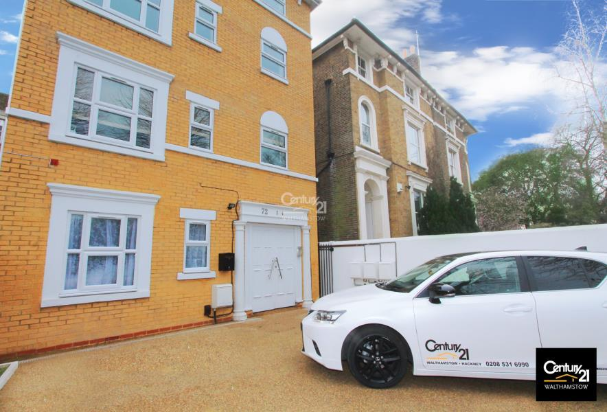 2 Bedrooms Apartment Flat for sale in Newly Built Apartment, Flat 4, New Wanstead, E11