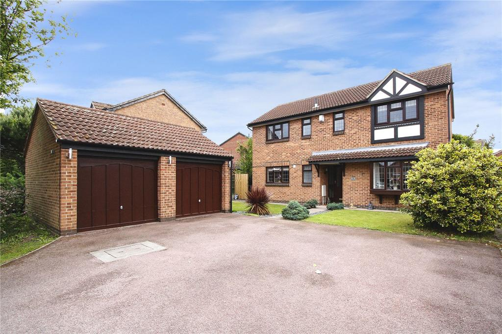 4 Bedrooms House for sale in Alton Close, West Bridgford, Nottingham, NG2