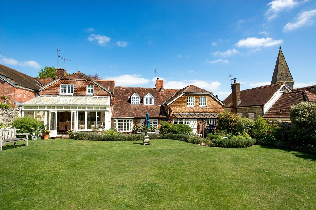 5 Bedrooms House for sale in High Street, Hindon, Salisbury, Wiltshire, SP3