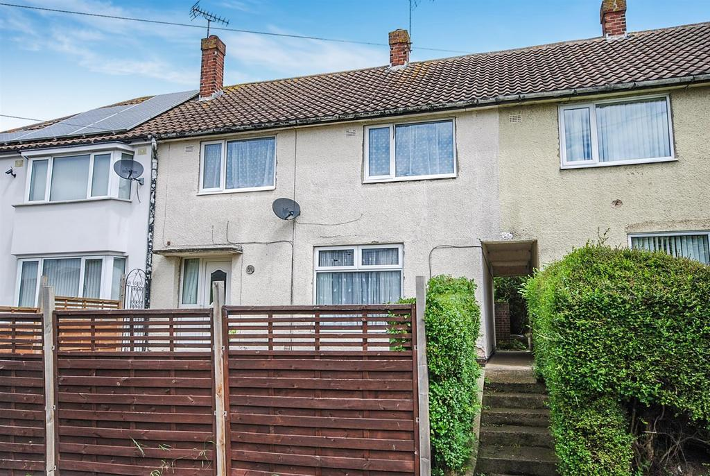 3 Bedrooms Terraced House for sale in Princess Drive, Melton Mowbray