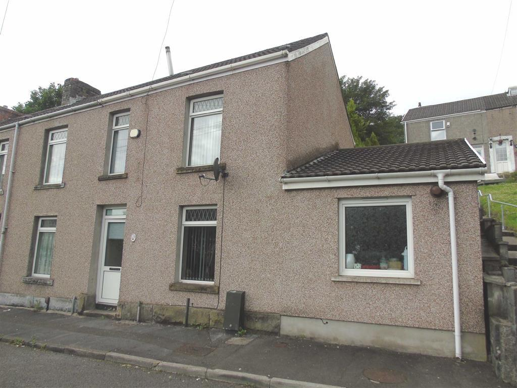 2 Bedrooms End Of Terrace House for sale in Uplands Terrace, Morriston, Swansea