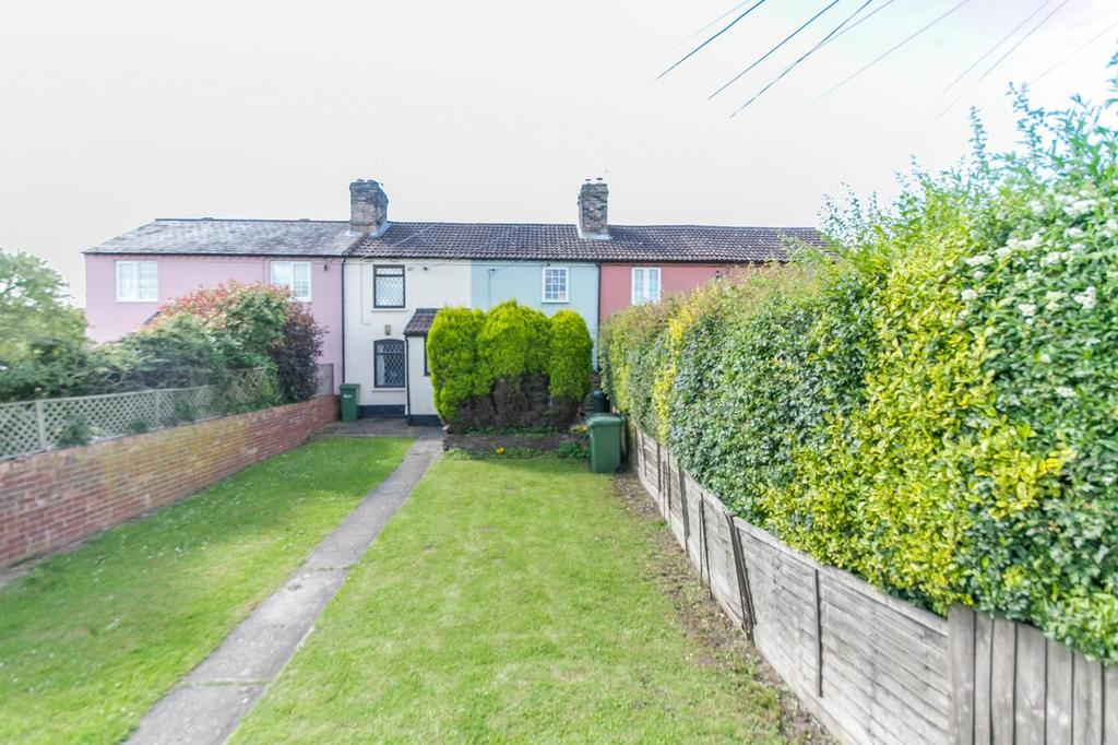 2 Bedrooms Terraced House for sale in Surrex Cottages, Colchester Road, Coggeshall, Colchester, CO6