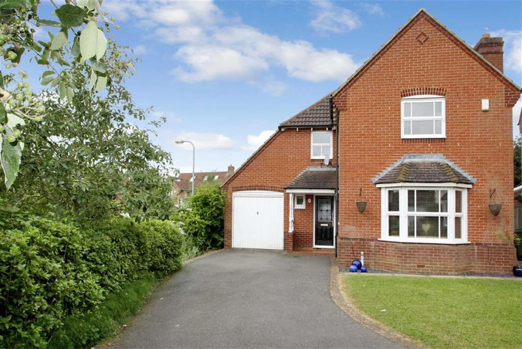 4 Bedrooms Detached House for sale in 91, Humphries Drive, Brackley