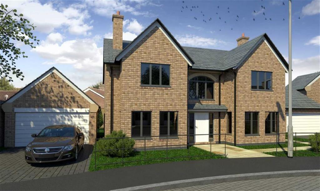 4 Bedrooms Detached House for sale in The Sorrels, Isham