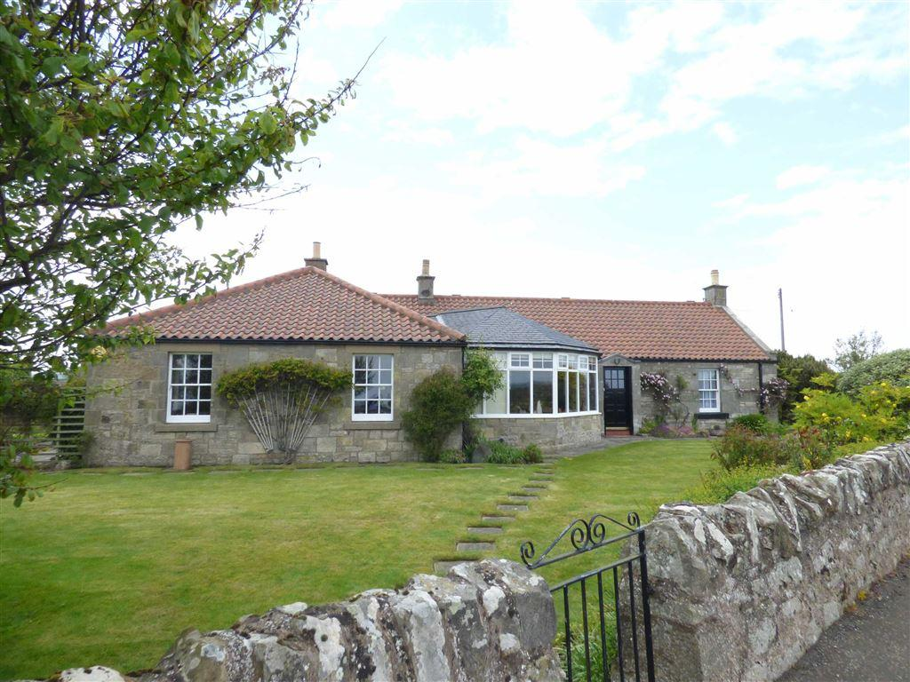 3 Bedrooms Detached House for sale in East Pitkierie, By Anstruther, Fife