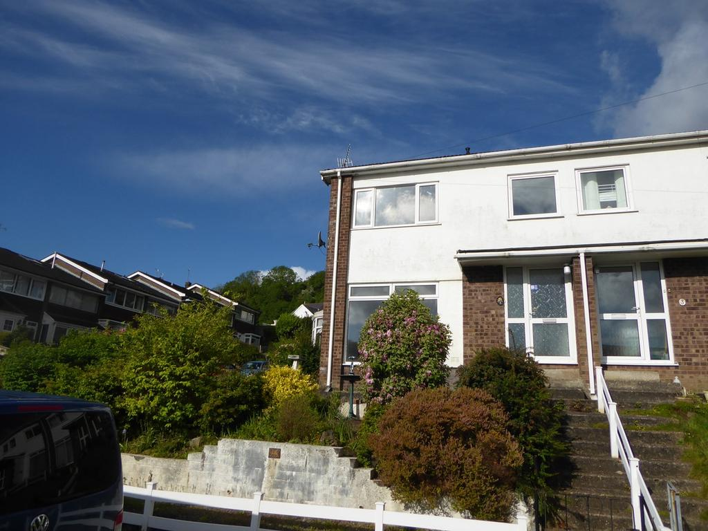 3 Bedrooms Semi Detached House for sale in Druids Close, Mumbles, Swansea, SA3