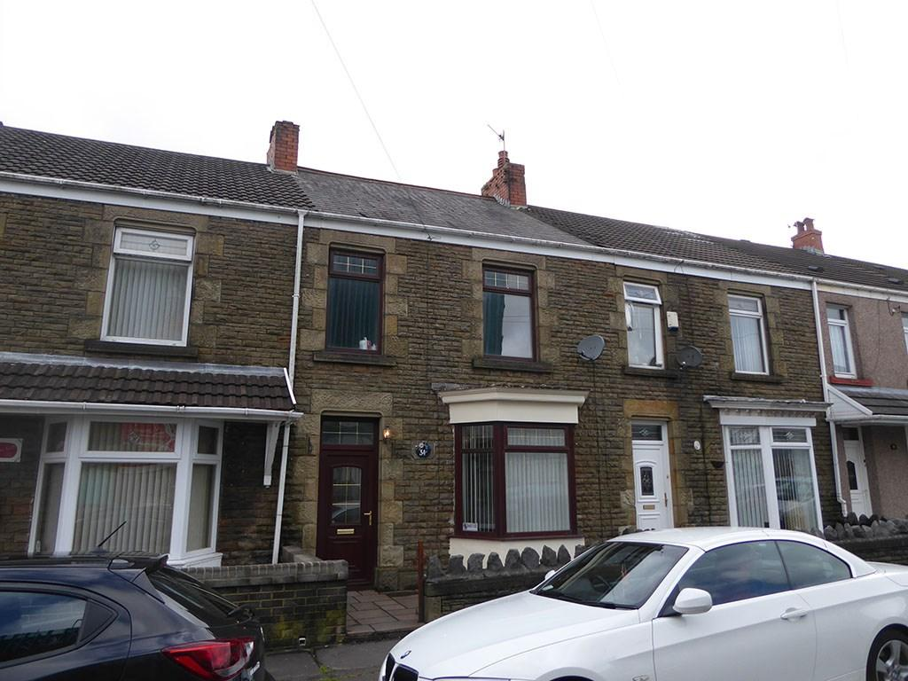 3 Bedrooms Terraced House for sale in Cecil Street, Manselton, Swansea, SA5