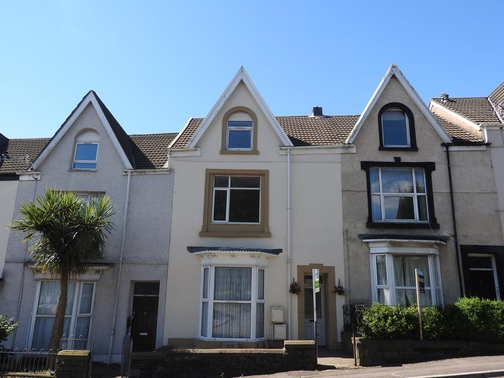 2 Bedrooms Apartment Flat for sale in Glanmor Road, Uplands, Swansea, SA2