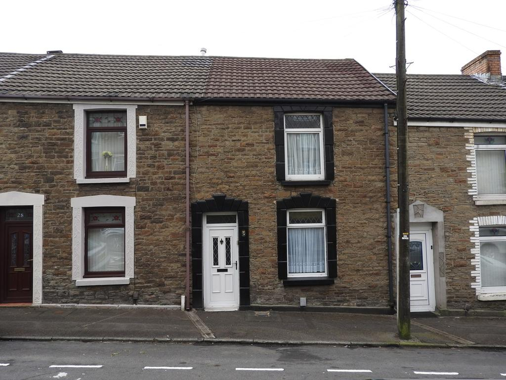 3 Bedrooms Terraced House for sale in Mackworth Terrace, St Thomas, Swansea, SA1