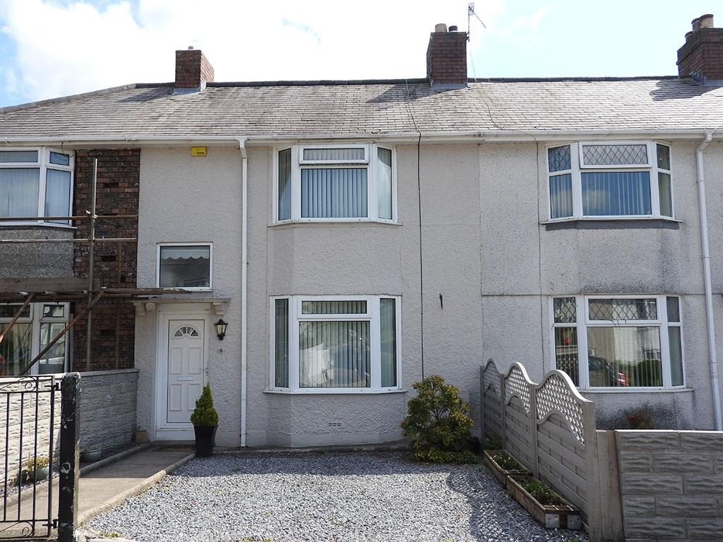 3 Bedrooms Terraced House for sale in Brondeg, Manselton, Swansea, SA5