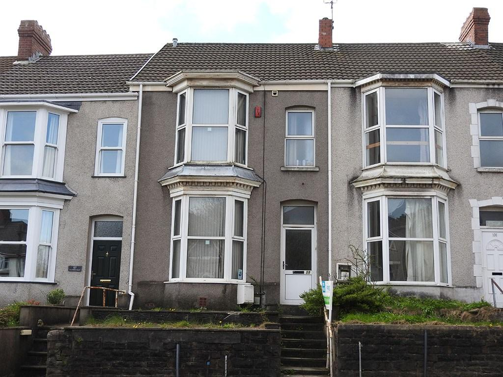 5 Bedrooms Terraced House for sale in Glanmor Road, Uplands, Swansea, SA2