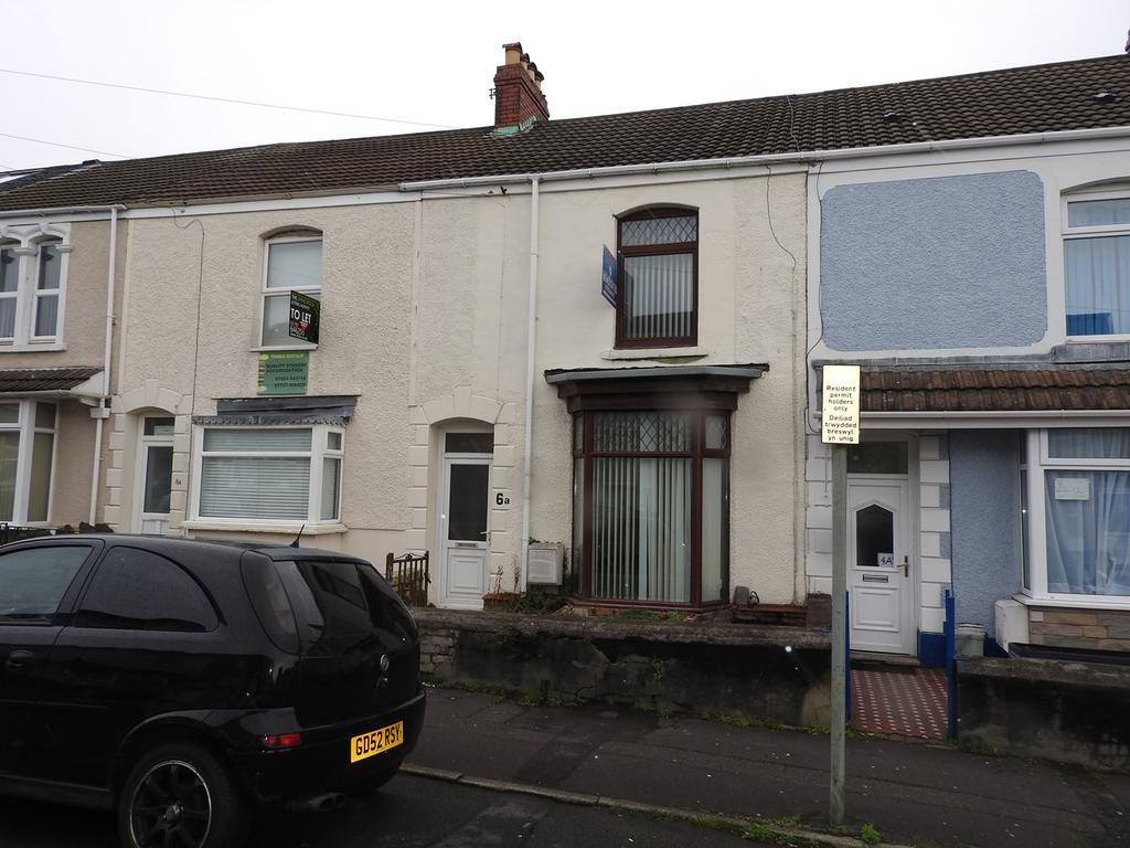 4 Bedrooms Terraced House for sale in Marlborough Road, Brynmill, Swansea, SA2