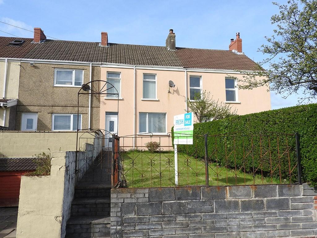 3 Bedrooms Terraced House for sale in Seaview Terrace, Bon-y-maen, Swansea, SA1