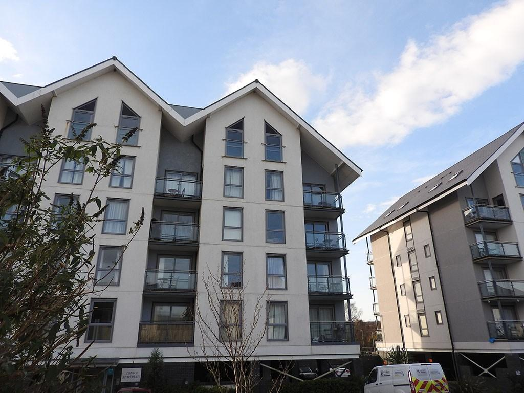2 Bedrooms Apartment Flat for sale in Phoebe Road, Pentrechwyth, Swansea, SA1