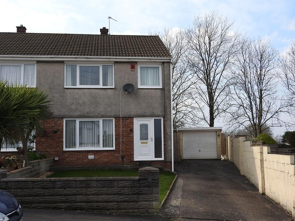 3 Bedrooms Semi Detached House for sale in Fairview Close, Llansamlet, Swansea, SA7