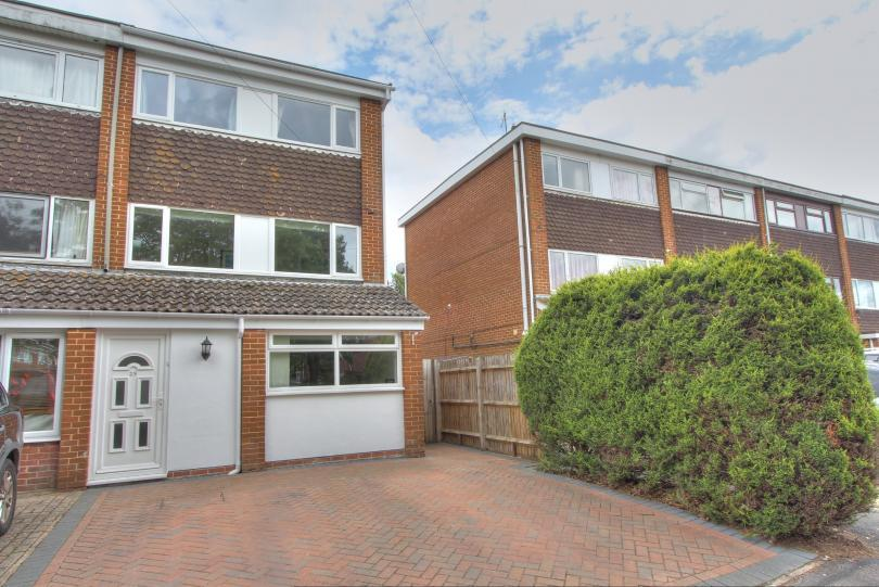 4 Bedrooms End Of Terrace House for sale in Cumberland Avenue, Chandlers Ford