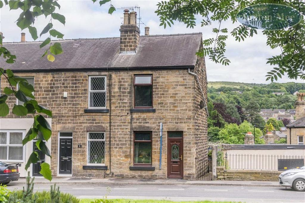 3 Bedrooms End Of Terrace House for sale in Langsett Road North, Oughtibridge, Sheffield, S35