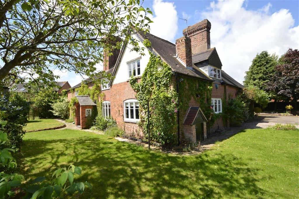 5 Bedrooms Country House Character Property for sale in Hatchetts Farm House, Burlton, SY4