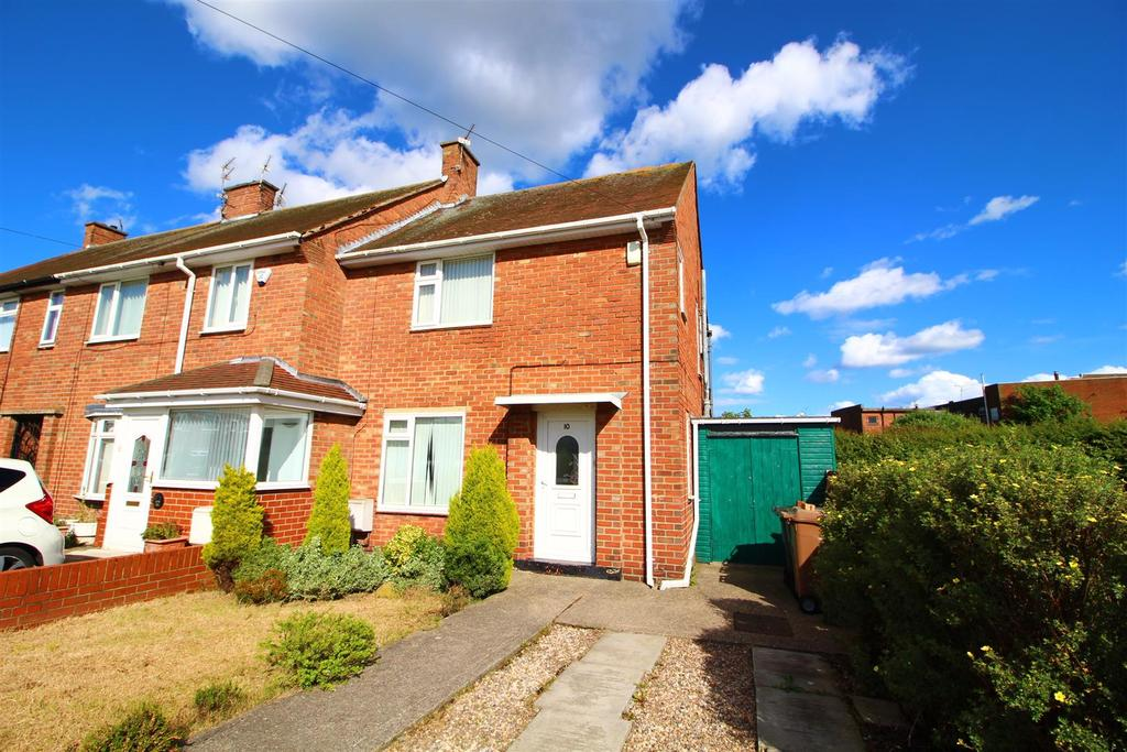 2 Bedrooms Semi Detached House for sale in Adderstone Gardens, North Shields
