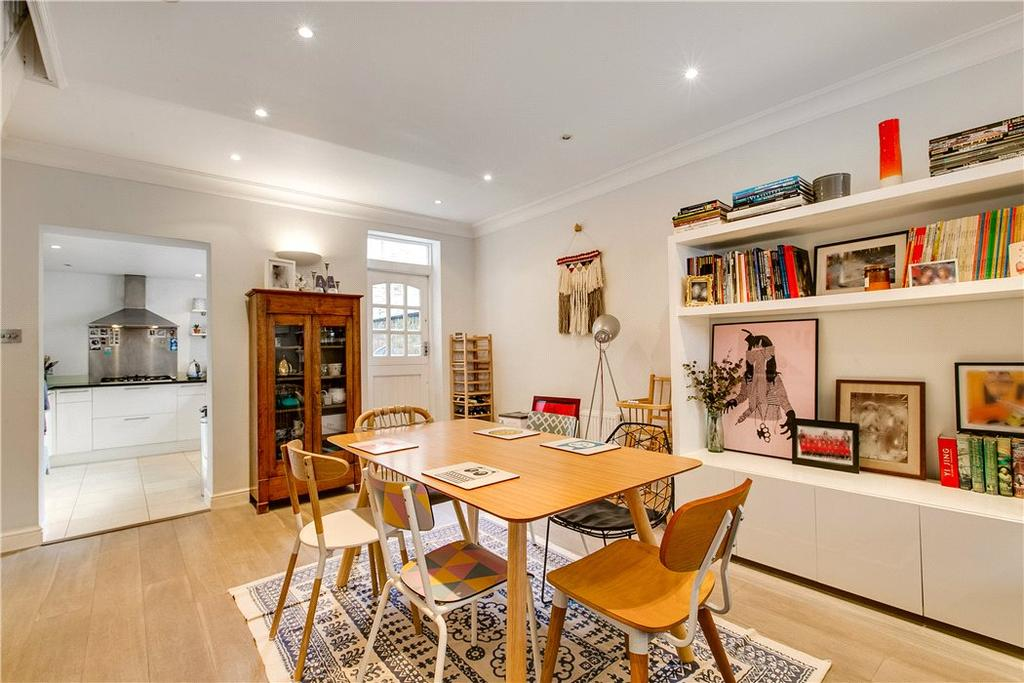 3 Bedrooms House for sale in Orbain Road, London, SW6
