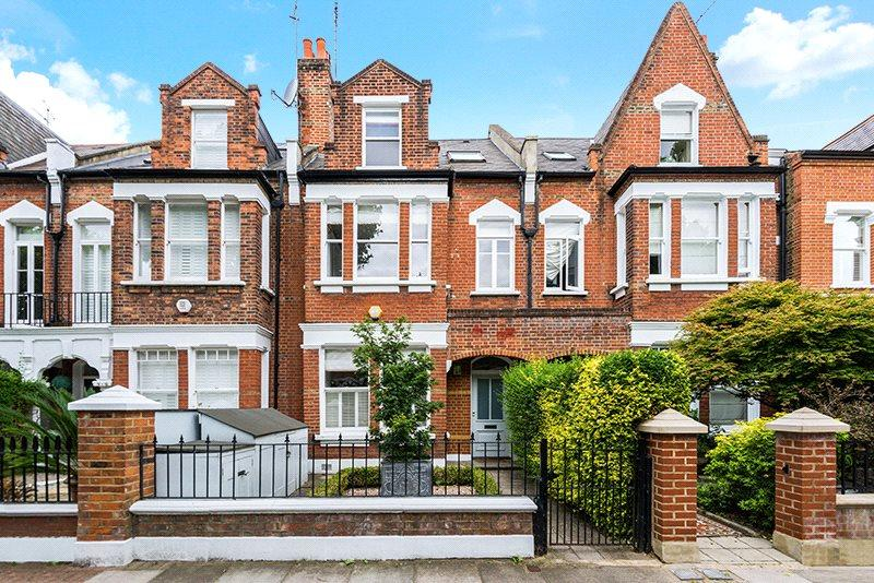 5 Bedrooms Terraced House for sale in Westover Road, Wandsworth, London, SW18