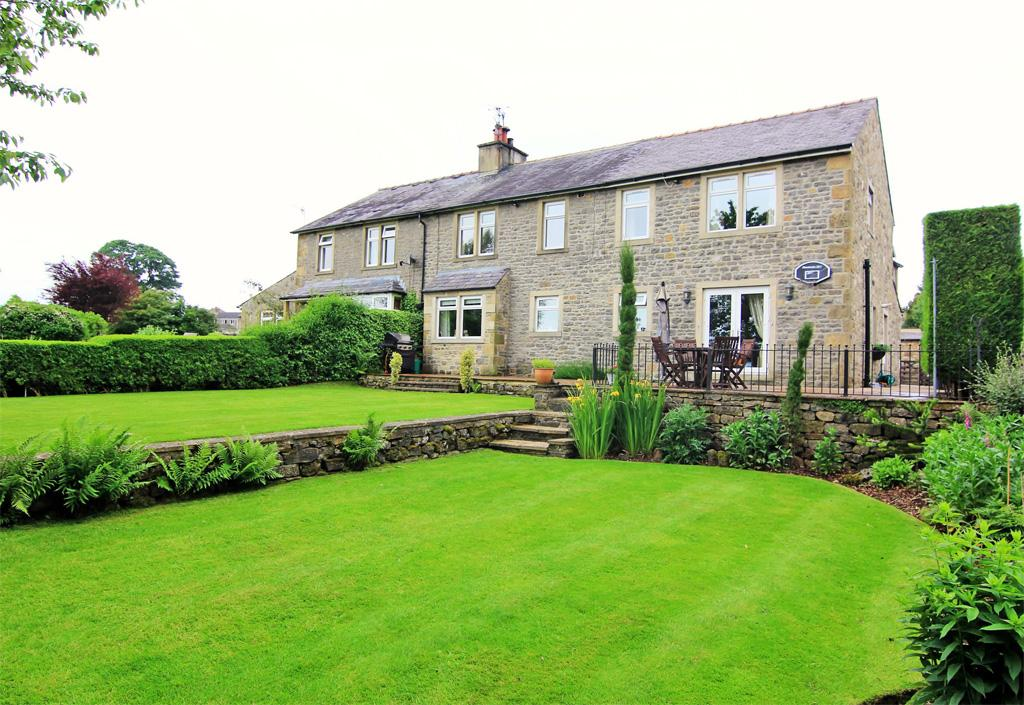 5 Bedrooms Semi Detached House for sale in Hillcrest, Station Road, Threshfield, Skipton