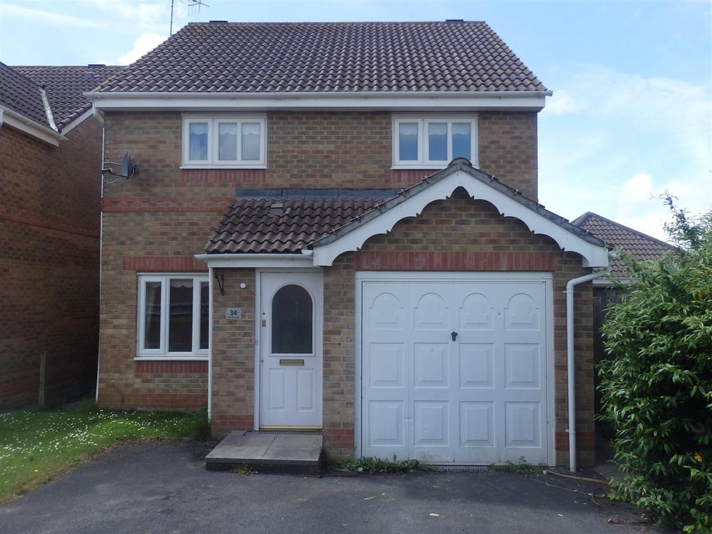 3 Bedrooms House for sale in Pant Bryn Isaf, Llwynhendy, Llanelli