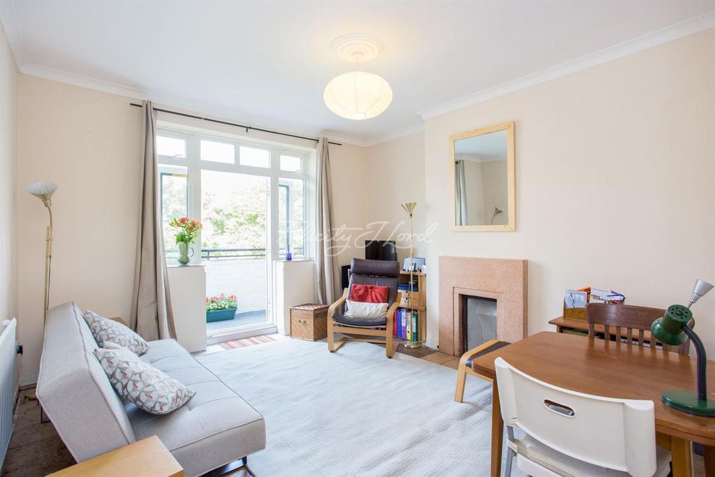 2 Bedrooms Flat for sale in Elmfield House, Highbury, N5