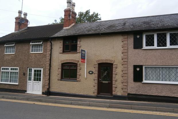 2 Bedrooms Cottage House for sale in Kirby Road, Glenfield, Leicester, LE3