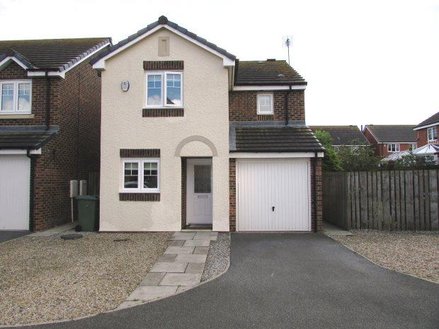 3 Bedrooms Detached House for sale in STAITHES COURT, EAST SHORE VILLAGE, SEAHAM DISTRICT