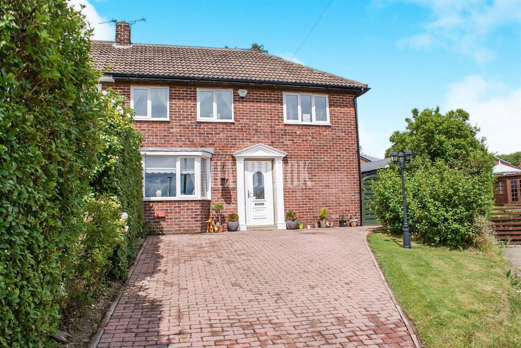 3 Bedrooms Semi Detached House for sale in Queens Drive, Dodworth