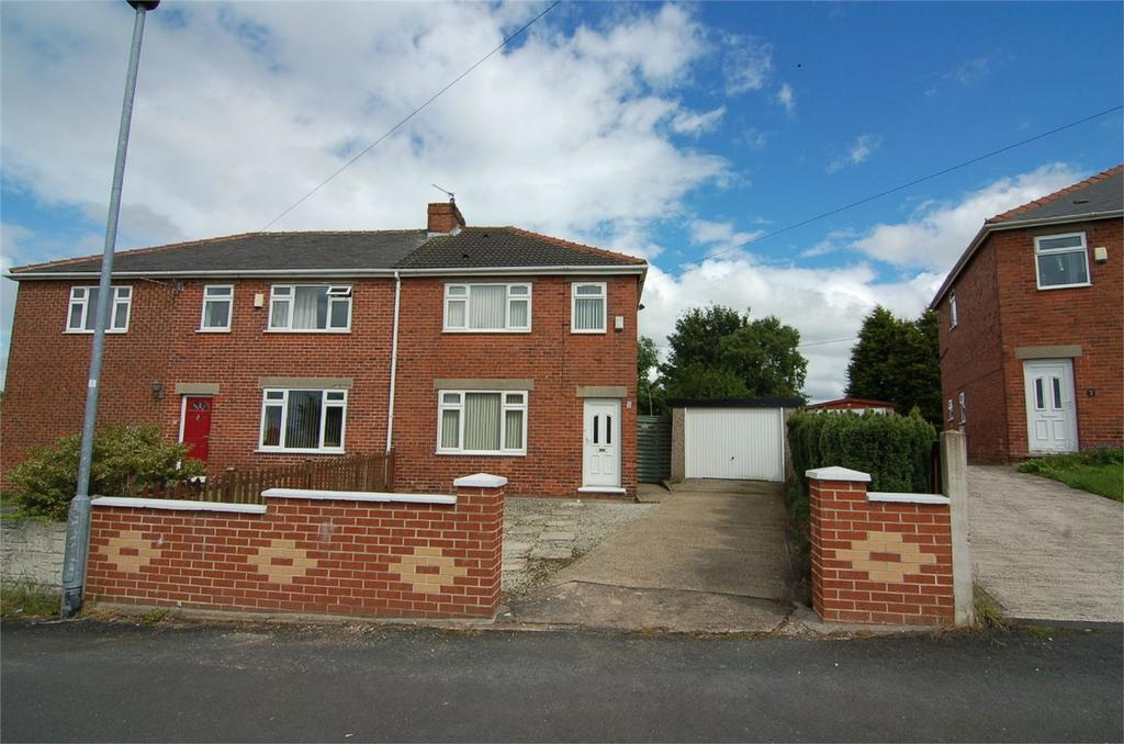 3 Bedrooms Semi Detached House for sale in Mount Crescent, Hoyland, BARNSLEY, South Yorkshire